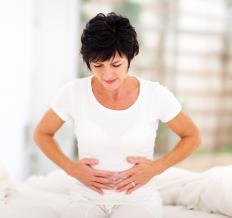 Dark liquids can cause an upset stomach.