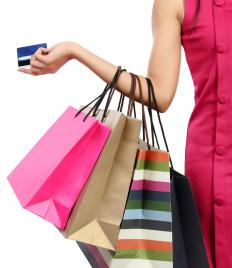 Some credit cards do not have a spending cap.