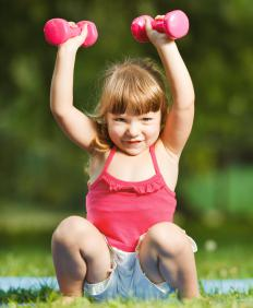 It's important for children with Prader-Willi syndrome to exercise to keep the condition at bay.