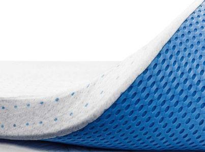 ViscoSoft Select High-Density Memory Foam Mattress Topper