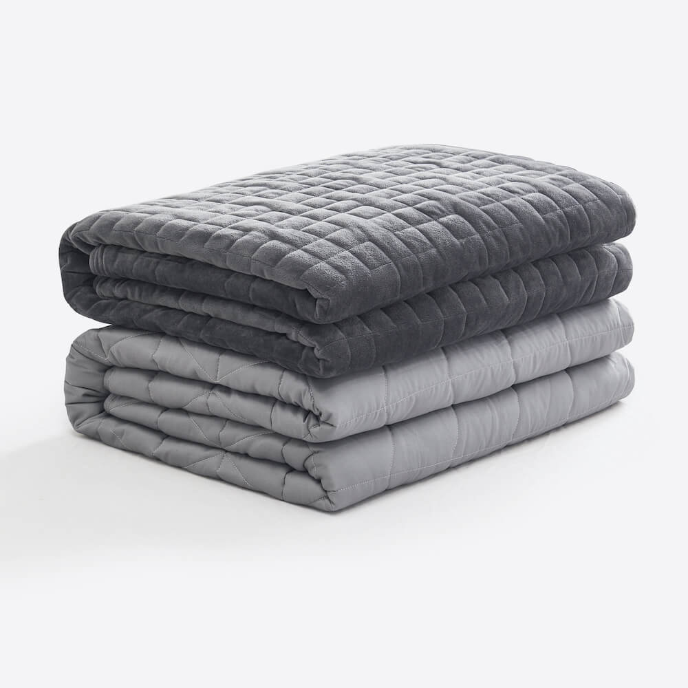 CoolZen Cooling Weighted Blanket