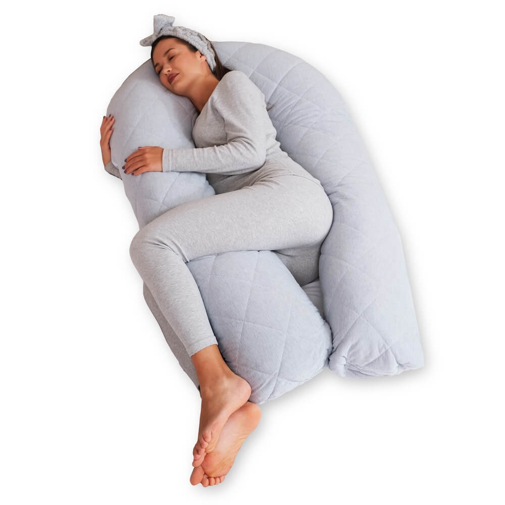 Body Nest Cooling Pregnancy Pillow