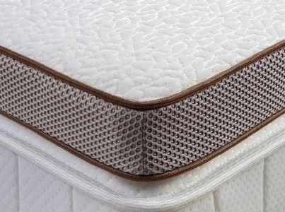 BedStory 4-Inch Mattress Topper