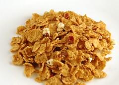 200 Calories of Cranberry Vanilla Crunch Cereal
