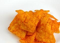 200 Calories of Doritos