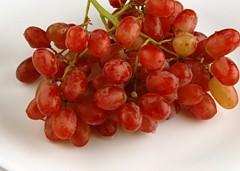 200 Calories of Grapes