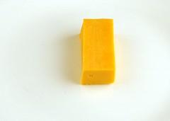 200 Calories of Medium Cheddar Cheese